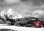 Image of B-29 Superfrotress planes Saipan Northern Mariana Islands, 1945, second 10 stock footage video 65675060196