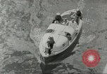 Image of HMAS Melbourne R-21 South China Sea, 1969, second 8 stock footage video 65675060206