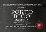 Image of coffee plantation Puerto Rico, 1931, second 1 stock footage video 65675060223