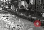 Image of slums in city San Juan Puerto Rico, 1931, second 10 stock footage video 65675060225