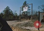 Image of United States soldiers Fort Bragg North Carolina USA, 1969, second 7 stock footage video 65675060239