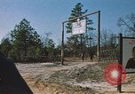 Image of United States soldiers Fort Bragg North Carolina USA, 1969, second 8 stock footage video 65675060239
