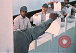 Image of draftees of Volunteer Army United States USA, 1970, second 11 stock footage video 65675060243