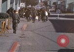 Image of draftees of Volunteer Army United States USA, 1970, second 1 stock footage video 65675060247