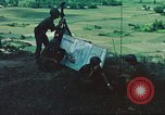 Image of Republic of Korea soldier Phong Phu Saigon Vietnam, 1965, second 4 stock footage video 65675060258