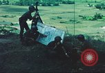 Image of Republic of Korea soldier Phong Phu Saigon Vietnam, 1965, second 6 stock footage video 65675060258