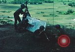 Image of Republic of Korea soldier Phong Phu Saigon Vietnam, 1965, second 7 stock footage video 65675060258