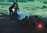 Image of Republic of Korea soldier Phong Phu Saigon Vietnam, 1965, second 9 stock footage video 65675060258