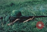 Image of Republic of Korea soldiers Phong Phu Saigon Vietnam, 1965, second 5 stock footage video 65675060259