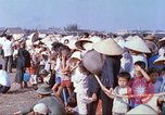 Image of Vietnamese villagers Tan Tru Vietnam, 1967, second 10 stock footage video 65675060271