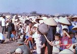 Image of Vietnamese villagers Tan Tru Vietnam, 1967, second 11 stock footage video 65675060271