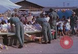 Image of United States Air Force personnel Saigon Vietnam, 1967, second 8 stock footage video 65675060275