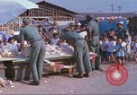Image of United States Air Force personnel Saigon Vietnam, 1967, second 9 stock footage video 65675060275
