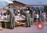 Image of United States Air Force personnel Saigon Vietnam, 1967, second 10 stock footage video 65675060275