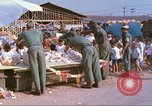 Image of United States Air Force personnel Saigon Vietnam, 1967, second 11 stock footage video 65675060275