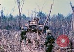 Image of 1st Infantry Division Vietnam, 1968, second 12 stock footage video 65675060281