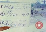 Image of 1st Infantry Division soldiers Vietnam, 1968, second 9 stock footage video 65675060283