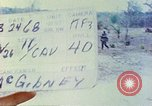 Image of 1st Infantry Division soldiers Vietnam, 1968, second 10 stock footage video 65675060283