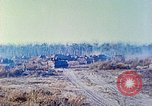 Image of 1st Infantry Division soldiers Vietnam, 1968, second 6 stock footage video 65675060284