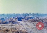 Image of 1st Infantry Division soldiers Vietnam, 1968, second 7 stock footage video 65675060284