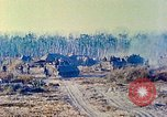 Image of 1st Infantry Division soldiers Vietnam, 1968, second 11 stock footage video 65675060284