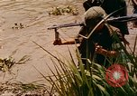 Image of Mobile Riverine Force Dong Tam Vietnam, 1968, second 10 stock footage video 65675060287