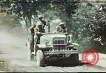 Image of United States soldiers Pacific Theater, 1945, second 1 stock footage video 65675060306