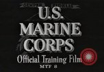 Image of Marine Corps Pacific Theater, 1944, second 7 stock footage video 65675060320