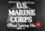 Image of Marine Corps Pacific Theater, 1944, second 11 stock footage video 65675060320