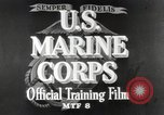 Image of Marine Corps Pacific Theater, 1944, second 12 stock footage video 65675060320