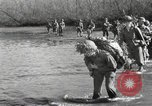 Image of Marine Corps Pacific Theater, 1944, second 8 stock footage video 65675060326