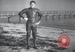 Image of swimmer United States USA, 1945, second 2 stock footage video 65675060339