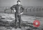 Image of swimmer United States, 1945, second 3 stock footage video 65675060339