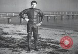 Image of swimmer United States USA, 1945, second 6 stock footage video 65675060339