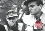 Image of German Neger human torpedo Germany, 1944, second 5 stock footage video 65675060341