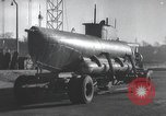 Image of German midget submarines Germany, 1944, second 5 stock footage video 65675060344