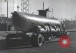 Image of German midget submarines Germany, 1944, second 7 stock footage video 65675060344