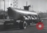 Image of German midget submarines Germany, 1944, second 8 stock footage video 65675060344