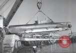 Image of German midget submarines Germany, 1944, second 9 stock footage video 65675060344