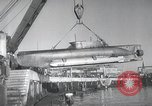 Image of German midget submarines Germany, 1944, second 11 stock footage video 65675060344