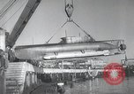 Image of German midget submarines Germany, 1944, second 12 stock footage video 65675060344