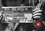 Image of 3rd Division soldiers Anzio Italy, 1944, second 1 stock footage video 65675060347