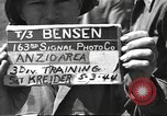 Image of 3rd Division soldiers Anzio Italy, 1944, second 2 stock footage video 65675060347