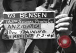 Image of 3rd Division soldiers Anzio Italy, 1944, second 3 stock footage video 65675060347