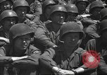 Image of 3rd Division soldiers Anzio Italy, 1944, second 8 stock footage video 65675060347