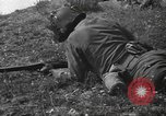 Image of 3rd Division soldiers Anzio Italy, 1944, second 9 stock footage video 65675060348