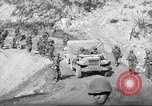 Image of 351st Infantry Regiment 88th US Infantry Division in World War 2 Calvenzano Italy, 1945, second 7 stock footage video 65675060355
