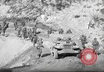 Image of 351st Infantry Regiment 88th US Infantry Division in World War 2 Calvenzano Italy, 1945, second 8 stock footage video 65675060355