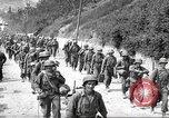 Image of 351st Infantry Regiment during Po Valley offensive in World War II Calvanzano Italy, 1945, second 5 stock footage video 65675060357