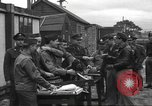 Image of airmen England, 1944, second 4 stock footage video 65675060359
